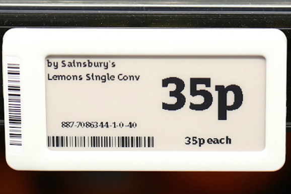 Electronic Shelf Labelling A Nucleus For Your Own Local